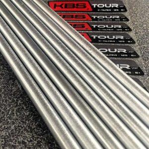 graphite vs steel shaft irons