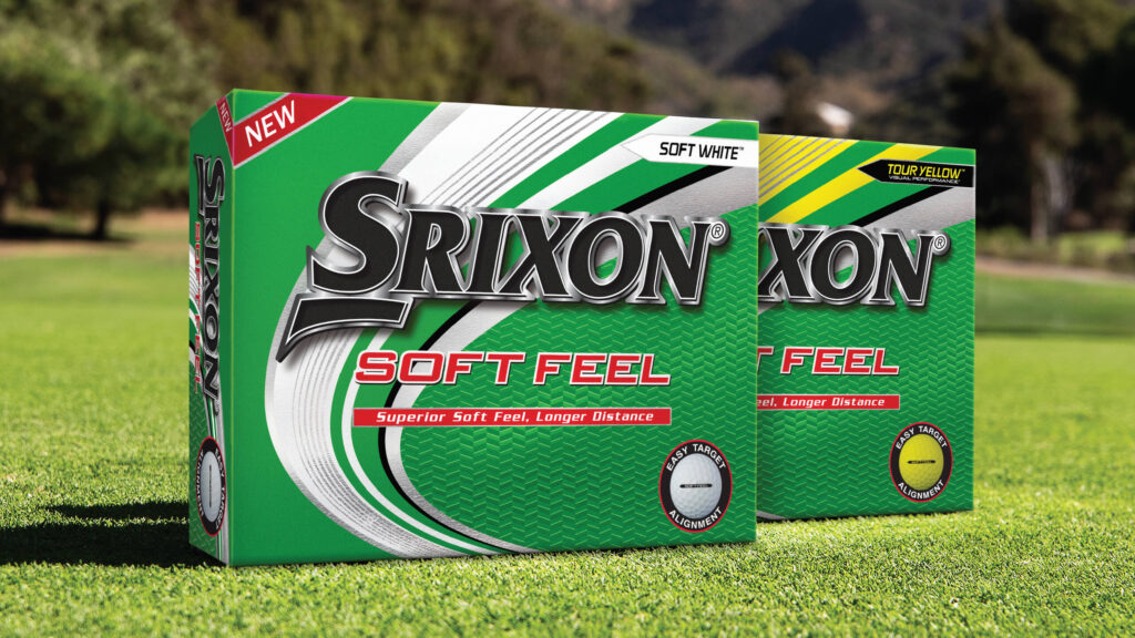 Srixon Soft Feel vs AD333